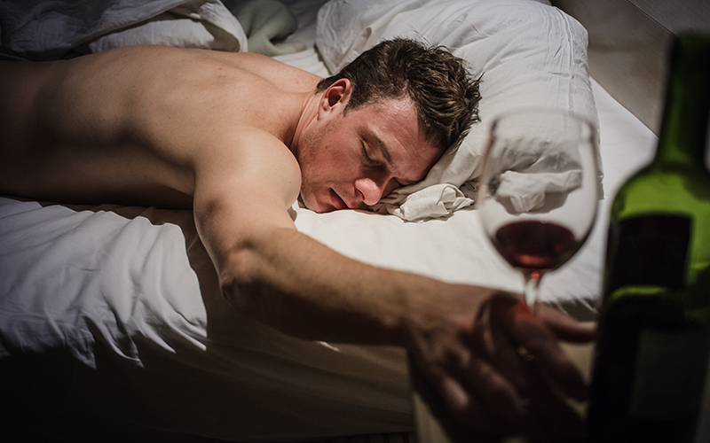Does Alcohol Help You Sleep?