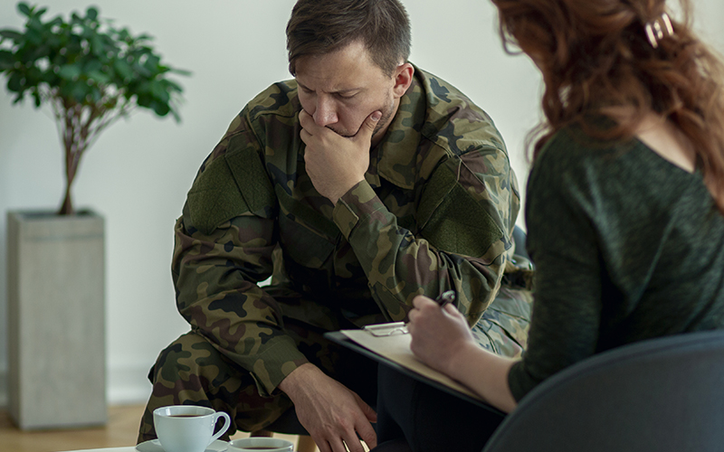 Post-Traumatic Stress Disorder, PTSD is an anxiety disorder that affects individuals who've experienced firsthand (or witnessed) intensely traumatic events